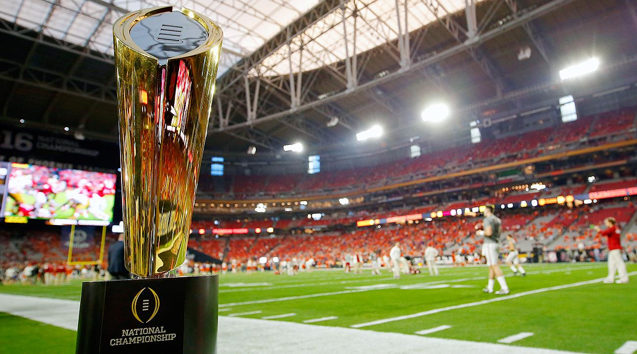 College Football Playoff Title Game Trends – By Marc Lawrence