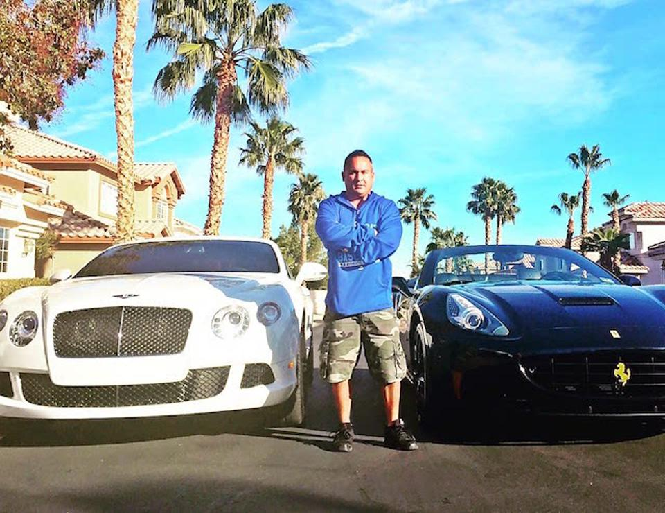 "Meet Vegas Dave, The ""Dan Bilzerian"" Of Sports Betting"