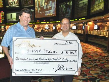 "Steve Fezzik ""The Greatest NFL Handicapper of All Time"""